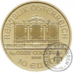 10 euro -- Wiedeńscy Filharmonicy