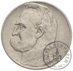 2 złote - Piłsudski