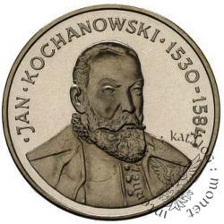 100 złotych - Jan Kochanowski