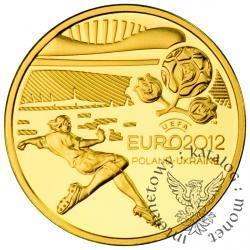 100 złotych - Mistrzostwa Europy w Piłce Nożnej UEFA Euro 2012
