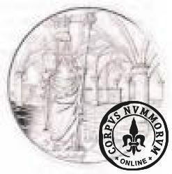 10 euro - Opactwo Nonnberg