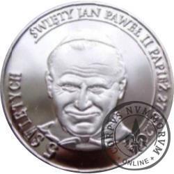 5 świętych / Jan Paweł II - Sandomierz