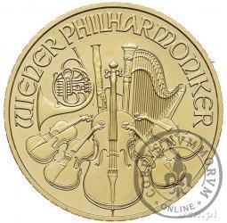 100 euro -- Wiedeńscy Filharmonicy