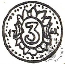 ternar (3 halerze)