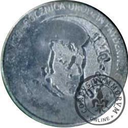 1 denar ustecki 2010 - F. Chopin (Sn)