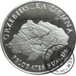 10 żabek / Grzebiuszka ziemna (IV emisja - alpaka)