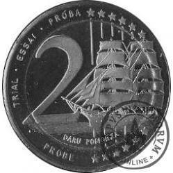 2 euro (Ag - typ II)