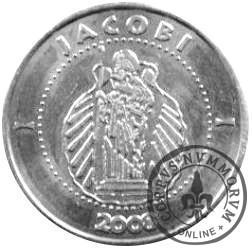 1 jacobi (mosiądz posrebrzany)