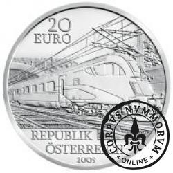 20 euro -  Kolej Szybkobieżna
