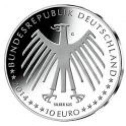 10 euro - Jaś i Małgosia