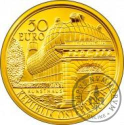 50 euro -200 lat Joanneum w Grazu