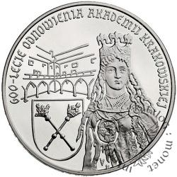 10 złotych - Akademia Krakowska
