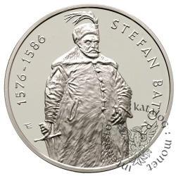 10 złotych - Stefan Batory - półpostać