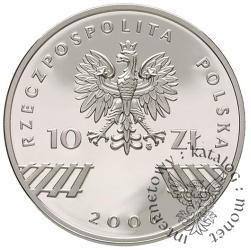 10 złotych - 30. rocznica Czerwca 1976 r.,