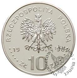 10 złotych -  200-lecie Mazurka Dąbrowskiego