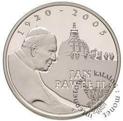 10 złotych - Jan Paweł II 1920-2005