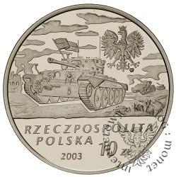 10 złotych - Generał Broni S. Maczek