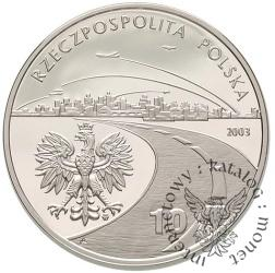 10 złotych - 150-lecie przemysłu naftowego i gazowniczego