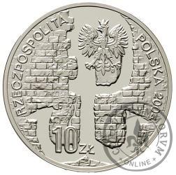 10 złotych - 60. rocznica Powstania Warszawskiego
