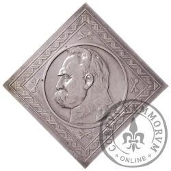 10 złotych - klipa - Józef Piłsudski