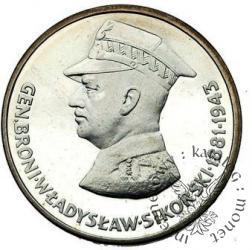 100 złotych - Władysław Sikorski