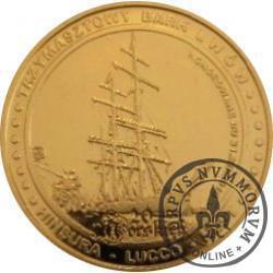 20 morskich - LWÓW (mosiądz)