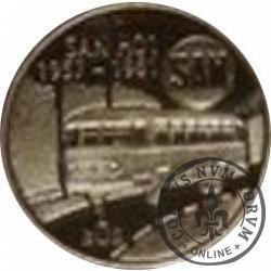 1 bus - SAN - H01 (mosiądz)