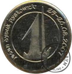1 dybuk pyskowicki (mosiądz z cyrkonią)