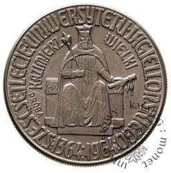 10 złotych - Kazimierz Wileki - orzeł w koronie