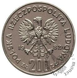 200 złotych - Krzywousty półpostać