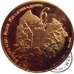 6 dukatów bolimowskich - Arkadia (mosiądz pozłacany)