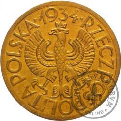 10 złotych - symbole, tombak, duża
