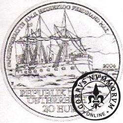 20 euro - S.M.S. Arcyksiążę Ferdynand Max