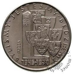 10 złotych - Byliśmy, jesteśmy, będziemy 1945-1970