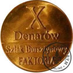 X denarów