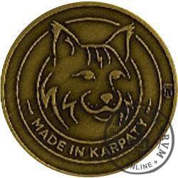 1 talar - Sanok / MADE IN KARPATY (Moneta promocyjna - mosiądz oksydowany)