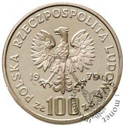100 złotych - ryś