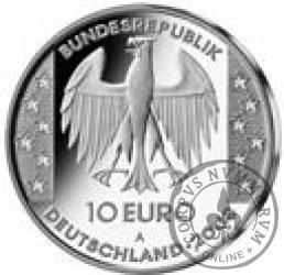 10 euro - Dysk z Nebry