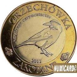 10 dutków zakopiańskich - ORZECHÓWKA (V emisja)