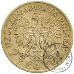 2 złote - Polonia - Ag