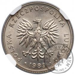 20 złotych - PRÓBA CuNi