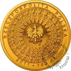 100 złotych - beatyfikacja Jana Pawła II