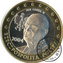 1 euro (bimetal - typ II)