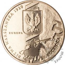 2 złote - Bitwa Warszawska