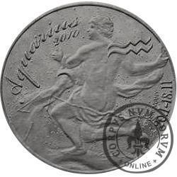WODNIK - Wolfgang Amadeus Mozart (srebro Ag.925 oksydowane)