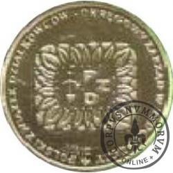 30 plonów jubileuszowych (golden nordic)