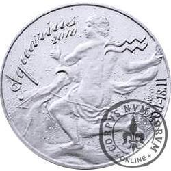 WODNIK - Wolfgang Amadeus Mozart (srebro Ag.925)
