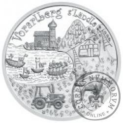 10 euro -  Vorarlberg