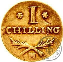 szeląg - złoto