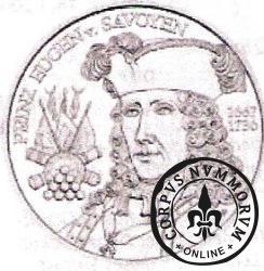 20 euro - Barok